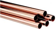 Copper Tube List Price change and Multiplier Restructuring