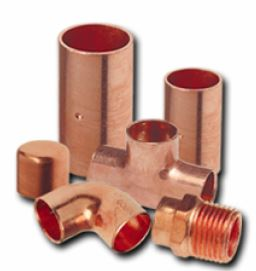 Copper Fittings - Price Change and Restructuring